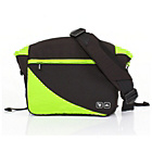 more details on ABC Design Courier Changing Bag - Lime.
