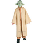 more details on Child's Deluxe Yoda Fancy Dress Costume - Large.