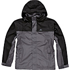 more details on Trespass Men's Grey/Black Jacket - Large.