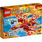 more details on LEGO® Chima™ Flinx's Ultimate Phoenix - 70221.