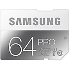 more details on Samsung MB-SG64DEU 64GB Pro SDHC Memory Card.