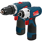 more details on Silverstorm 10.8V Drill Driver and Impact Driver Twin Pack.