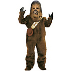 more details on Child's Super Deluxe Chewbacca Fancy Dress Costume - Large.