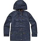 more details on Trespass Women's Navy Wax Jacket.