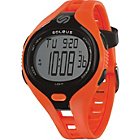 more details on Soleus Dash Large Unisex Sports Watch - Black and Orange.