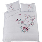more details on Heart of House Annabelle Pink Bedding Set - Double.