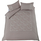 more details on Heart of House Delilah Pebble Bedding Set - Double.
