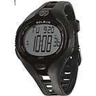 more details on Soleus Dash Large Unisex Sports Watch - Black.