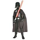 more details on Child's Darth Vader Fancy Dress Costume - Small.