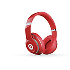 more details on Beats by Dr. Dre Studio Wireless Over Ear Headphones - Red.