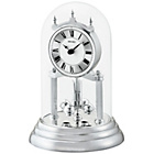 more details on Seiko Silver Coloured Rotating Pendulum Mantel Clock.