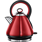 more details on Russell Hobbs 21881 Legacy Kettle - Red.