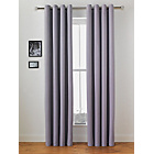 more details on Twilight Blackout Curtains - 168 x 183cm - Heather.