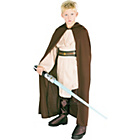 more details on Child's Jedi Robe Fancy Dress Costume - Large.