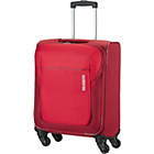 more details on American Tourister Spinner Small 4 Wheel Suitcase - Red.