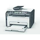 more details on Ricoh SP204SN A4 Mono Laser Networked All in One Printer.