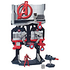 more details on Avengers Iron Man Lab Attack Playset Includes Ultron Figure