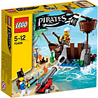 more details on LEGO® Pirates Shipwreck Defence - 70409.