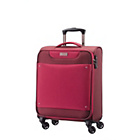 more details on American Tourister Ocean Grove Spinner 55 Suitcase - Purple.