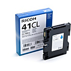 more details on Ricoh GC41CL Normal Yield Ink Cartridge - Cyan Gel.