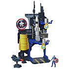 more details on Avengers Age of Ultron Captain America Playset.
