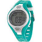more details on Soleus Dash Small Ladies' Sports Watch-Turquoise and White.
