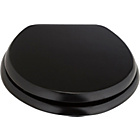 more details on Wooden Toilet Seat - Black.