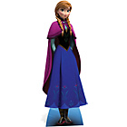more details on Disney Frozen Card Cut Out - Anna.