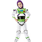 more details on Buzz Lightyear Deluxe Costume Medium.