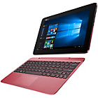 more details on Asus Transformer Book T100HA 10.5 Inch 64GB - Pink.