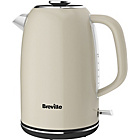more details on Breville Colour Notes Jug Kettle - Vanilla Cream.