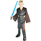 more details on Child's Deluxe Anakin Skywalker Fancy Dress Costume - Small.