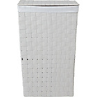 more details on ColourMatch Yarn Laundry Bin - White.