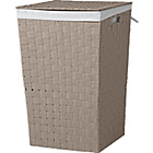 more details on ColourMatch Yarn Laundry Bin - Cafe Mocha.