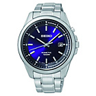 more details on Seiko Men's Blue Dial Kinetic Bracelet Watch.