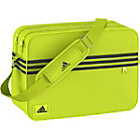 more details on Adidas Enamel Messenger Bag - Lime.