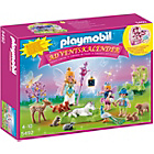more details on Playmobil Advent Calendar Unicorn Fairyland 5492.