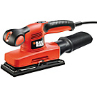 more details on Black and Decker 240w 1/3 Sheet Sander and Kitbox.