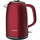 more details on Breville Colour Notes Jug Kettle - Claret Red.