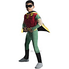 more details on Child's Deluxe Robin Fancy Dress Costume - Small.