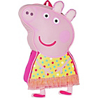 more details on Peppa Pig Shaped Backpack Bag - Pink.