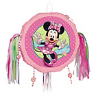 more details on Disney Minnie Mouse Drum Pull String Pinata.