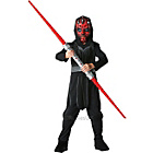 more details on Child's Darth Maul Fancy Dress Costume - Large.