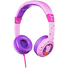 more details on Peppa Pig Junior Headphones - Pink Hearts.