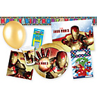 more details on Iron Man Party Pack for 16 Guests.