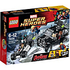 more details on LEGO® Super Heroes Avengers Hydra Showdown -76030.
