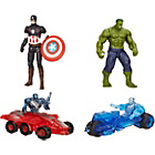 more details on Avengers Age of Ultron 3.75 Inch Action Figure Twin Pack