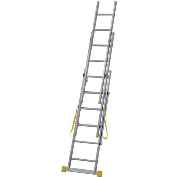 Buy Abru Extension X4 1.85m TripleLadder 4.40m Ext