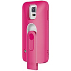more details on Selfy Galaxy S5 Case with Wireless Camera Shutter - Pink.