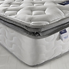 more details on Silentnight Miracoil Garland Pillowtop Double Mattress.